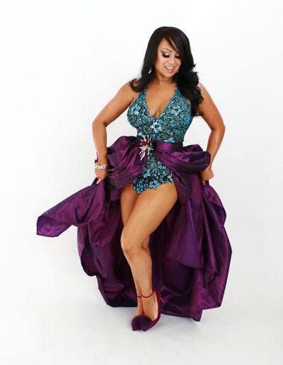 Cece.Peniston.Purple.Skirt.20164